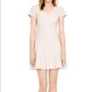 Blush lace club monaco dress size 0